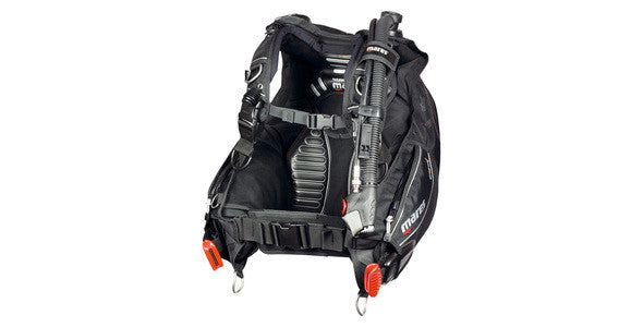 MARES DRAGON BCD (MRS READY)