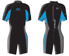 AQUASPORT LADY SPRING SUIT