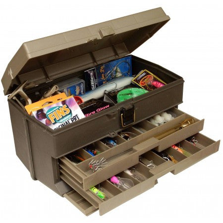 707 TWO DRAWER TACKLE BOX
