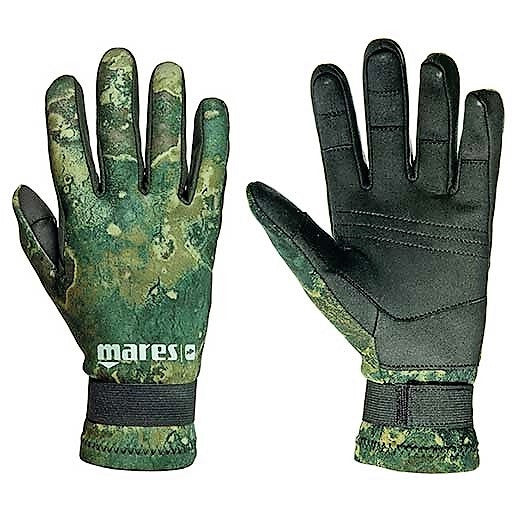 MARES GLOVES AMARA CAMO GREEN 30