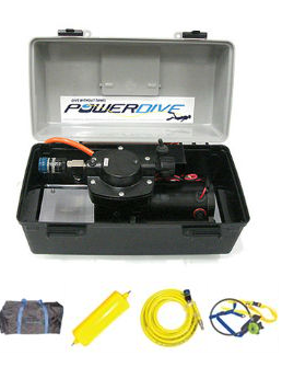 POWERDIVE DECK SNORKEL