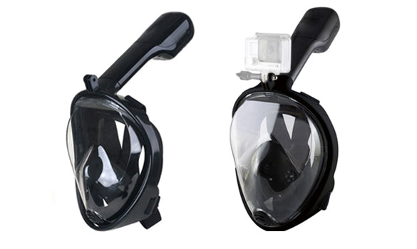 Hyperion Full Face Snorkel Mask