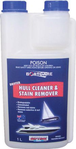 BOATCARE HULL CLEANER AND STAIN REMOVER 1L