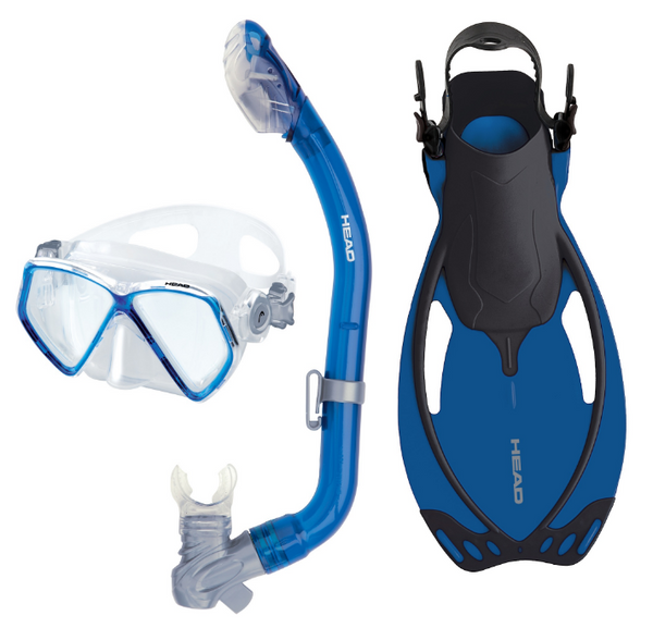 MARES PIRATE ALLEGRA JUNIOR MASK, SNORKEL & FIN SET