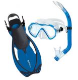 MARES SEAHORSE ALLEGRA JUNIOR MASK, SNORKEL & FIN SET