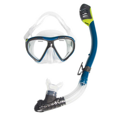 US DIVERS PARADISE ADULT SNORKELLING COMBO