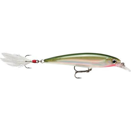 X-RAP SLASHBAIT OLIVE GREEN