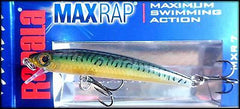 MAXRAP GOLD GREEN MACKEREL