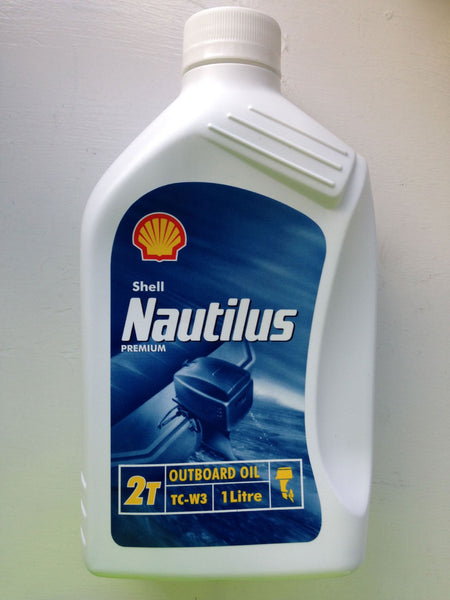 SHELL NAUTILUS 2 STROKE OIL