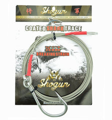 SHOGUN COATED STAINLESS SHARK TRACE