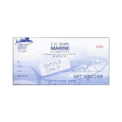 C.H. SMITH MARINE GIFT VOUCHER
