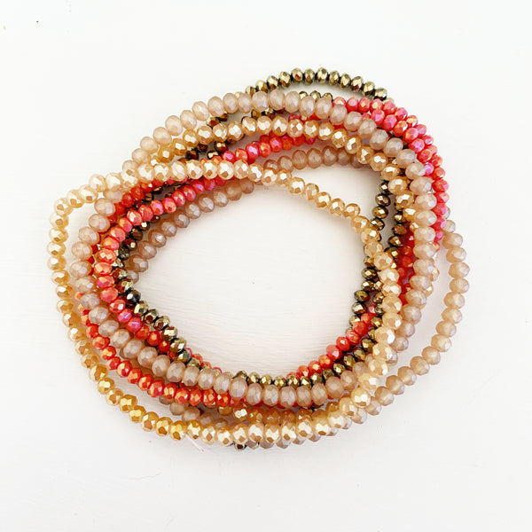 Stretch Stacker Bracelets