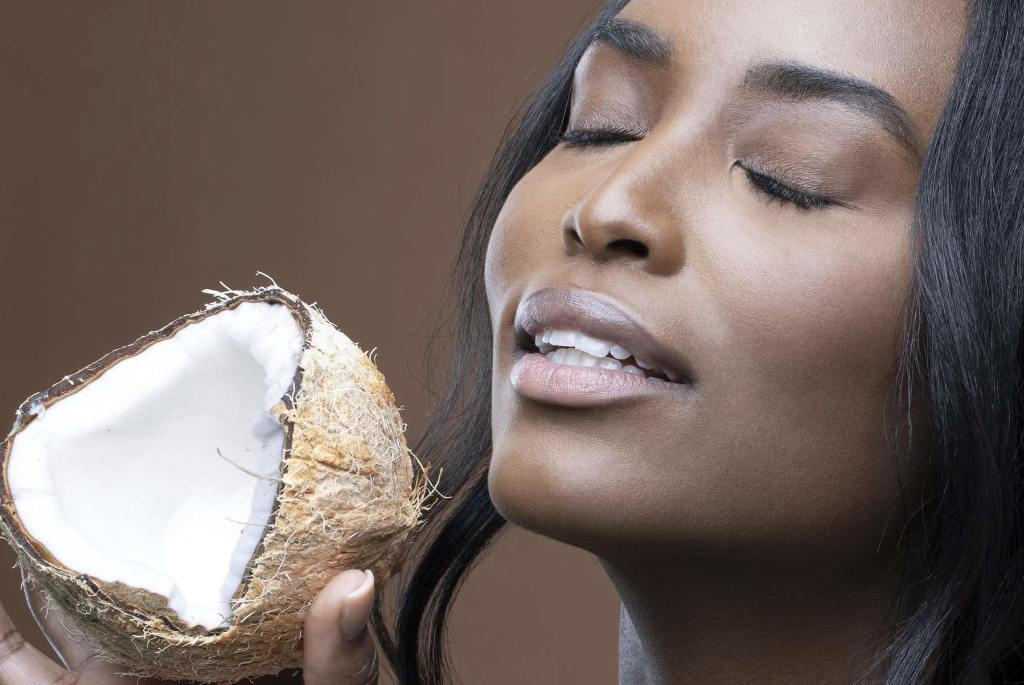 Nourish Dry Hair with Coconut Milk