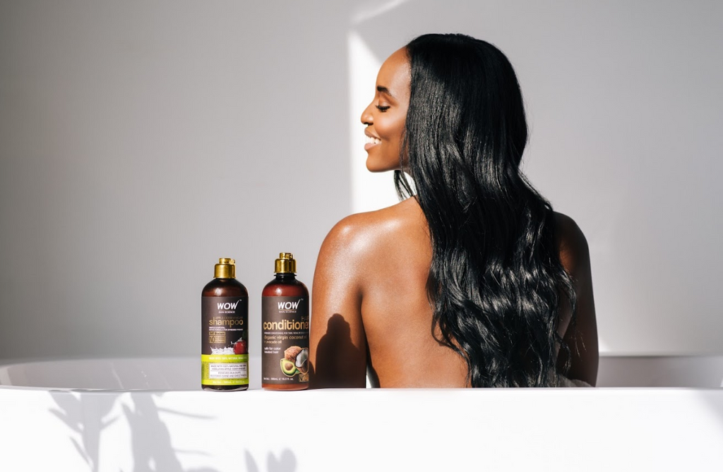 Healthy Hair Habits You Need for Gorgeous, Shiny Hair