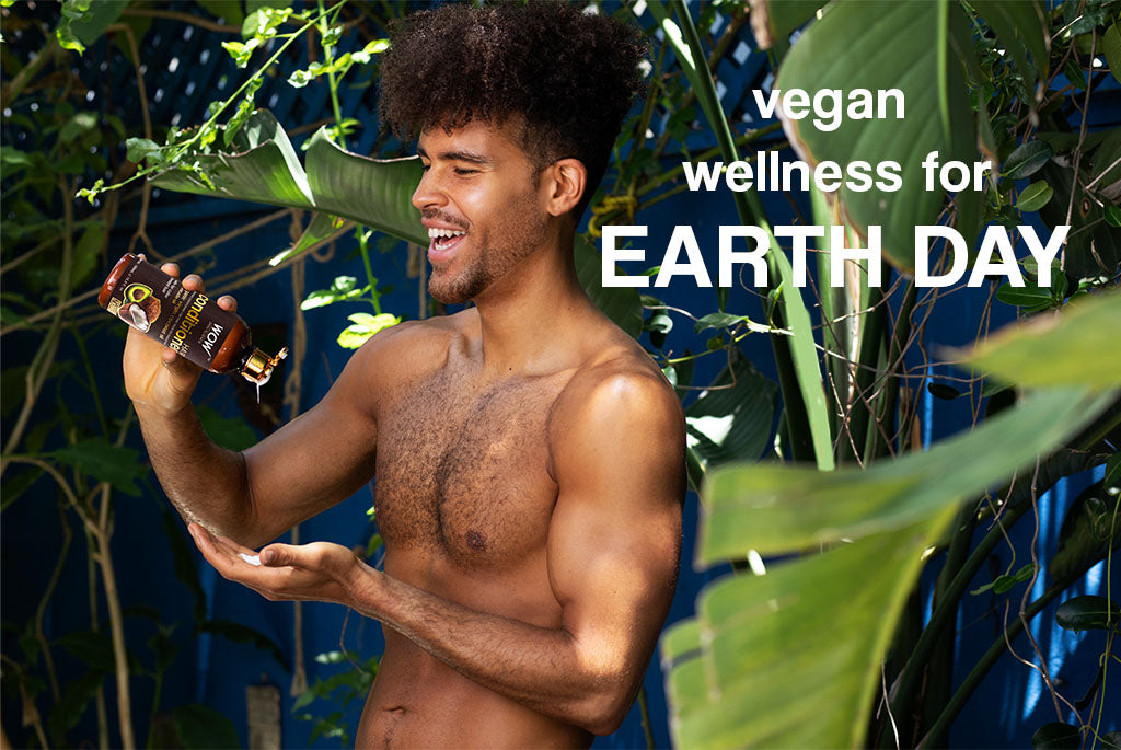 Vegan Beauty for Earth Day