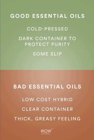 good and bad essential oils