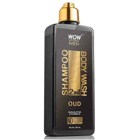 OUD 2 in 1 shampoo and body wash