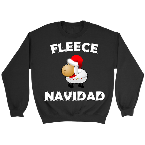 Fleece Navidad - Funny Christmas Sweater