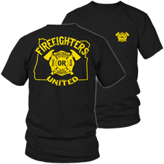 Limited Edition - Oregon Firefighters United