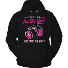 Limited Edition - Trust Me I'm The Girl Who Calls The Shots