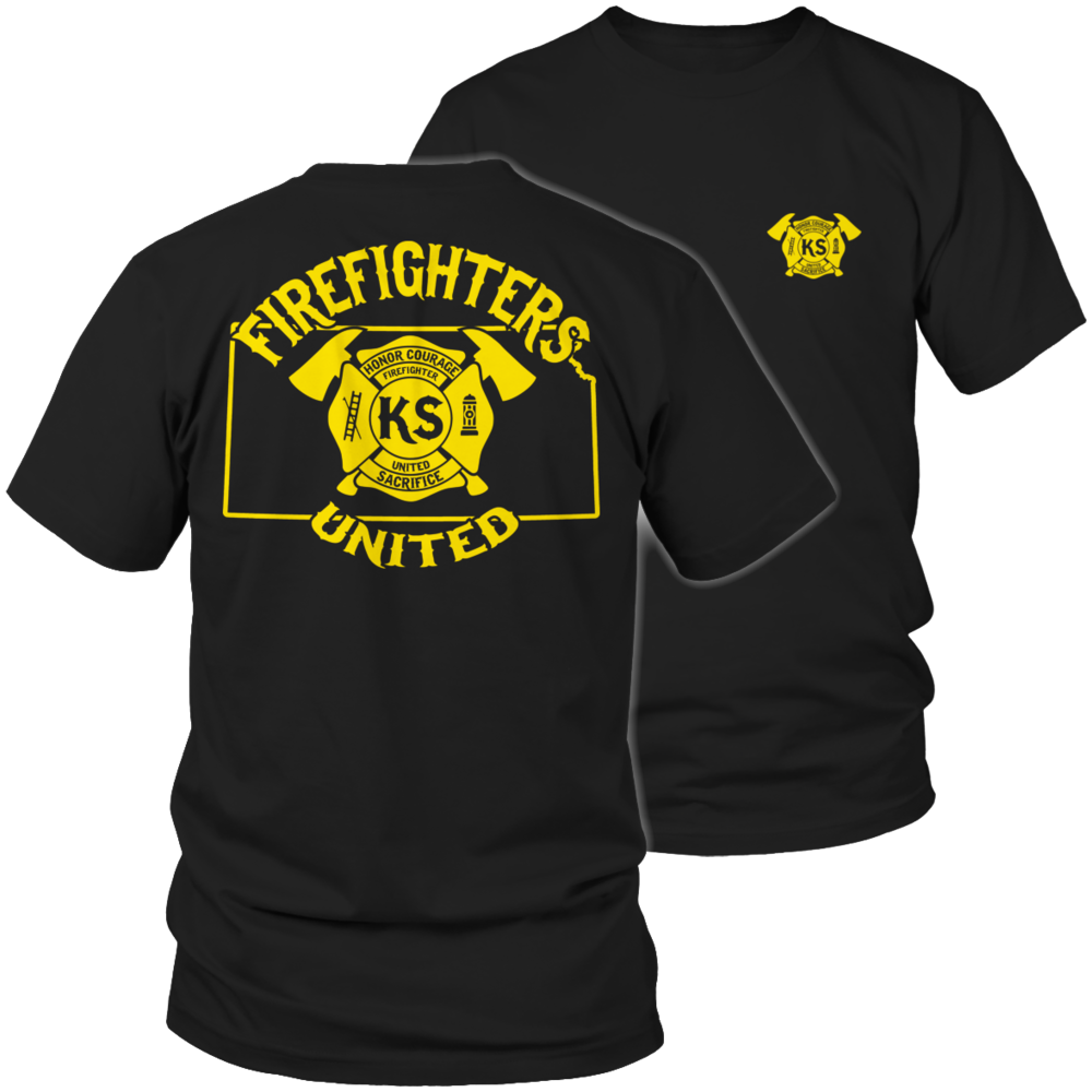 Limited Edition - Kansas Firefighters United