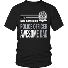 Limited Edition - This New Hampshire Police Officer Is An Awesome Dad