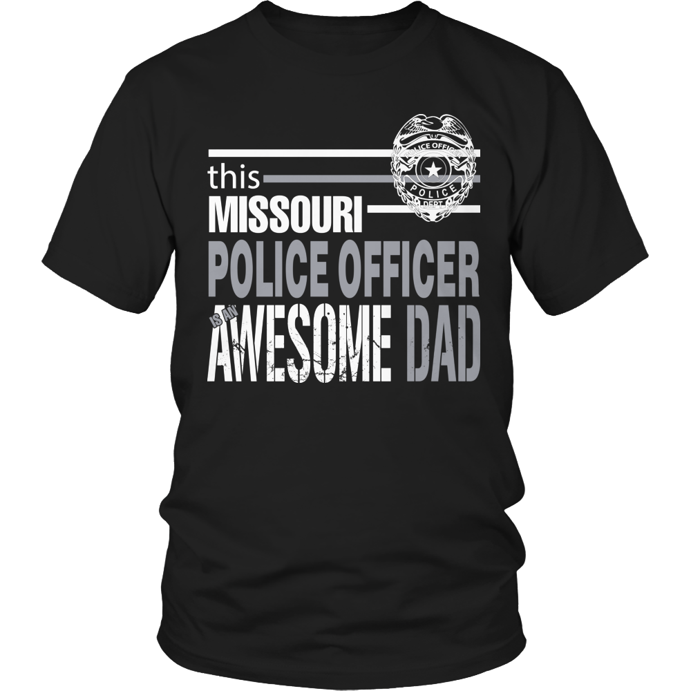 Limited Edition - This Missouri Police Officer Is An Awesome Dad