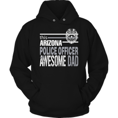 Limited Edition - This Arizona Police Officer Is An Awesome Dad