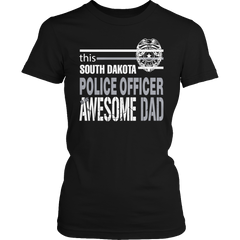 Limited Edition - This South Dakota police officer is an awesome dad