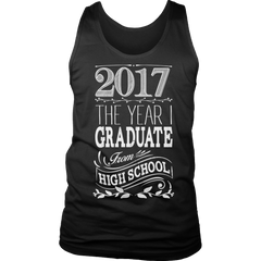 Limited Edition - 2017 The year I graduate high school