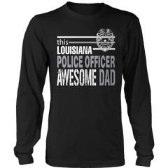 Limited Edition - This Louisiana Police Officer Is An Awesome Dad