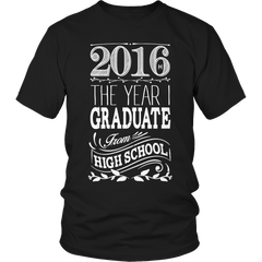 Limited Edition - 2016 The year I graduate high school