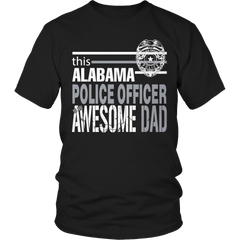 Limited Edition - This Alabama Police Officer Is An Awesome Dad