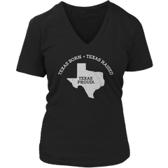Limited Edition - Texas Born Texas Raised Texas Proud