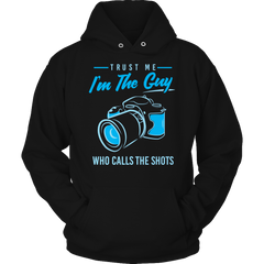 Limited Edition - Trust Me I'm The Guy Who Calls The Shots