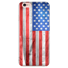 Smart Phone Case - iPhone & Samsung - USA American Flag