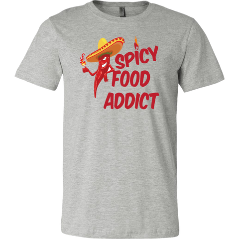 Spicy Food Addict
