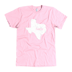 Texas home. - American Apparel T-Shirt