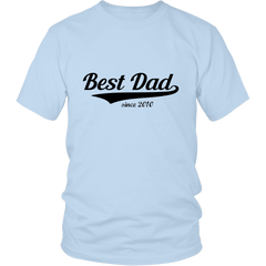 Best Dad since 2010 - Unisex Shirt