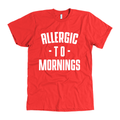 Allergic to Mornings