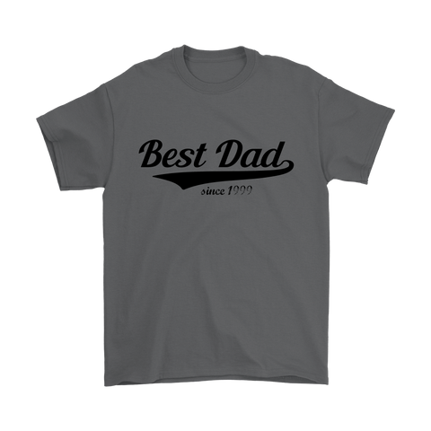 Best Dad since 1999 - Gildan Mens T-shirt