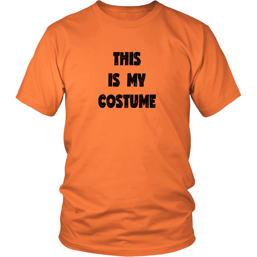 This Is My Costume - Halloween Shirt