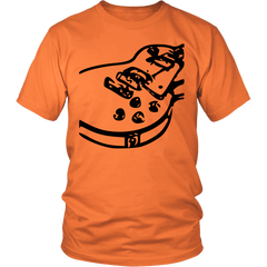 Guitar Shirt - Black - Unisex Tshirt, Men's & Women's Other Styles Available
