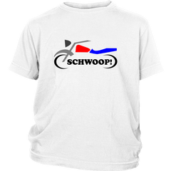 Schwoop! Dirt Bike T-shirt - Long Sleeve Tee - Hoodie - Mens Tshirts