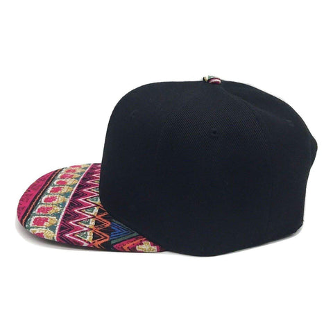 Aztec Warrior Bill-Snapback-KRANIYUM