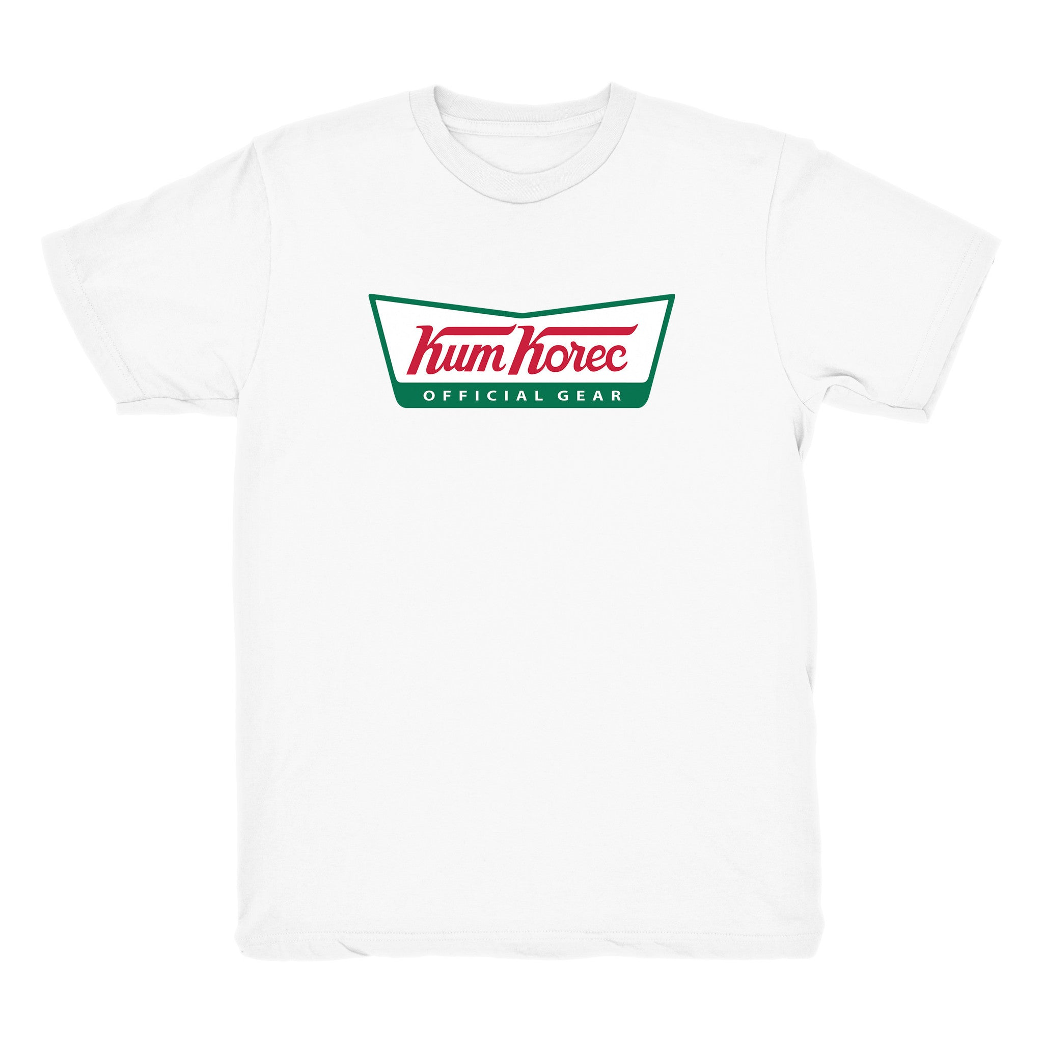 Kum Korec Official Krispy Tee - SLAE Apparel