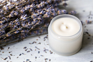 Natural Vitamin Rich Lavender Eye Cream 1 oz