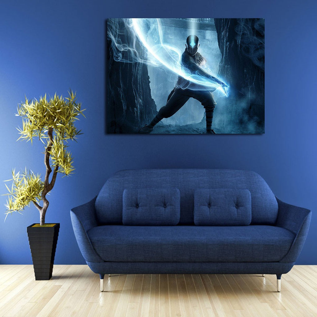 1 Panel Avatar The Last Airbender Wall Art Canvas