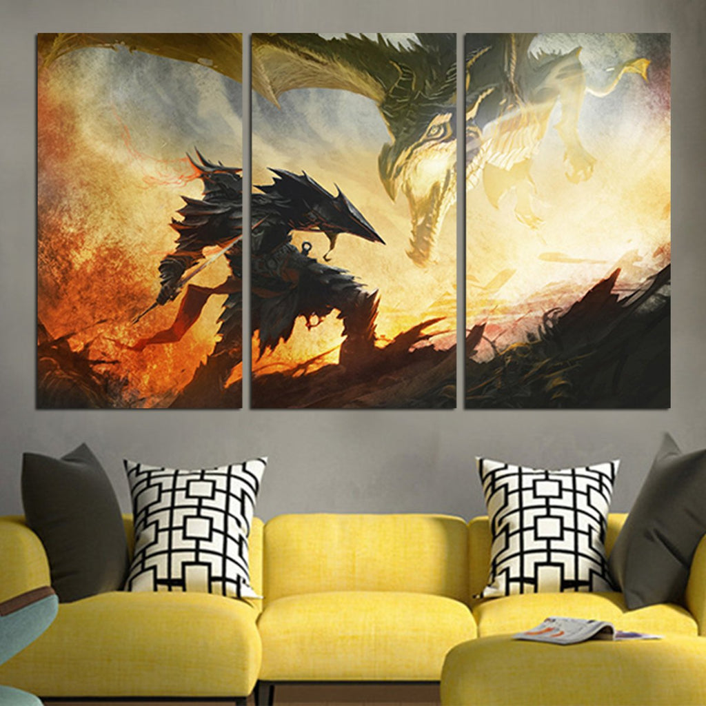 Fantastic World Of Warcraft Wall Art Component - The Wall Art ...