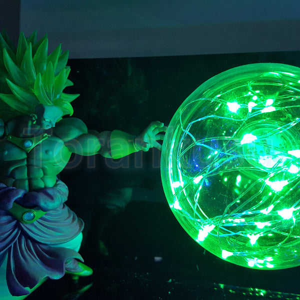 Vegeta & Broly New Lamp